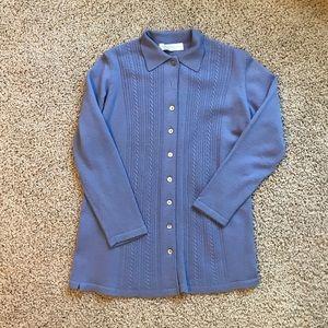 Valerie Stevens Petites sweater